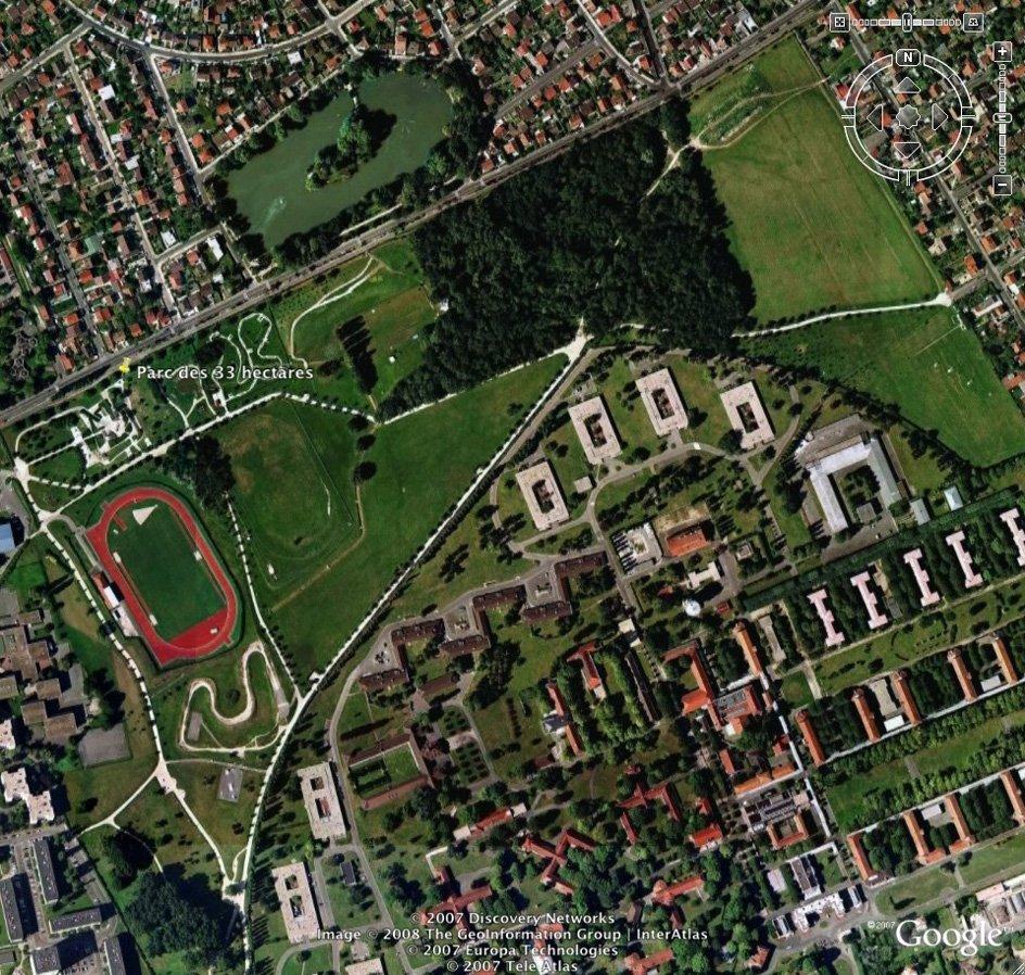 33 hectares - BMX
