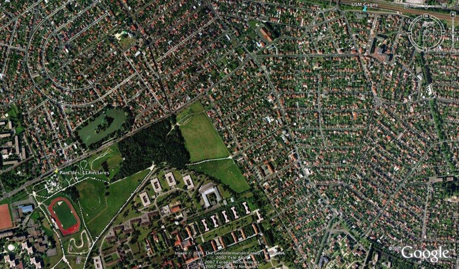 Parc des 33 hectares